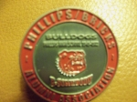 PBAA Membership Pin.  This PIN is given to those that join the alumni association and pay their annual $25 dues.